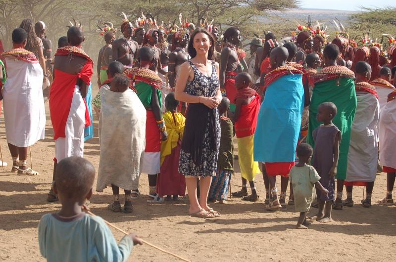 Samburu wedding ceremony